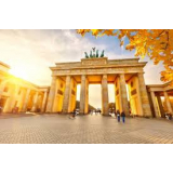 The Brandenburg Gate (Brandenburger Tor)