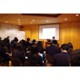 Niseko High School Visitors' Visit